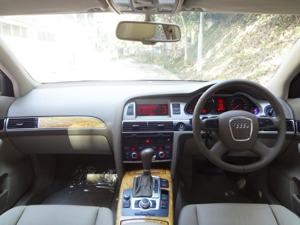 Audi A6 Avant 2.8 Multitronic