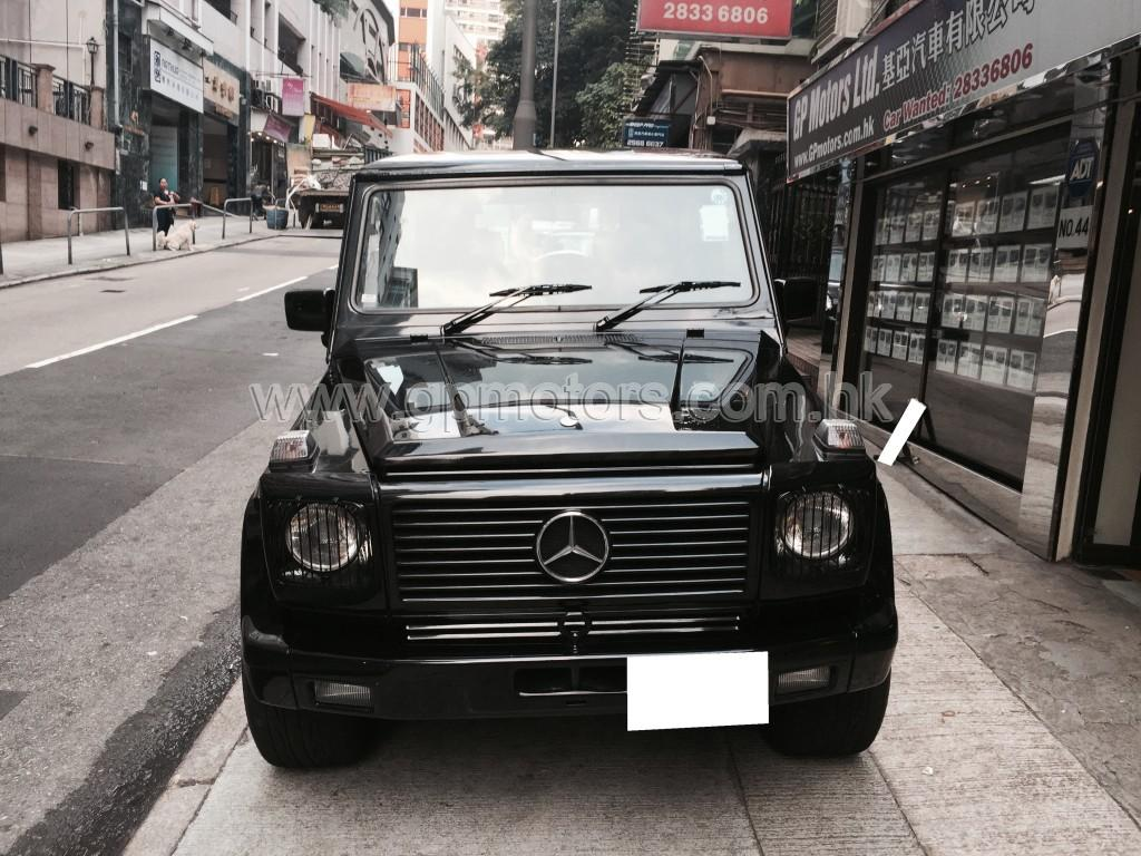 Mercedes-Benz 300GE
