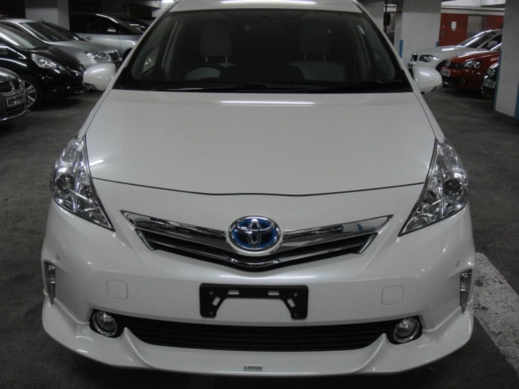 Toyota PRIUS CX