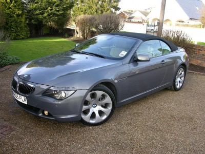 BMW  640CIA