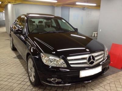 Mercedes-Benz C200 CGI