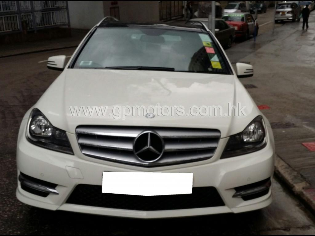 Mercedes-Benz C200 AMG Touring