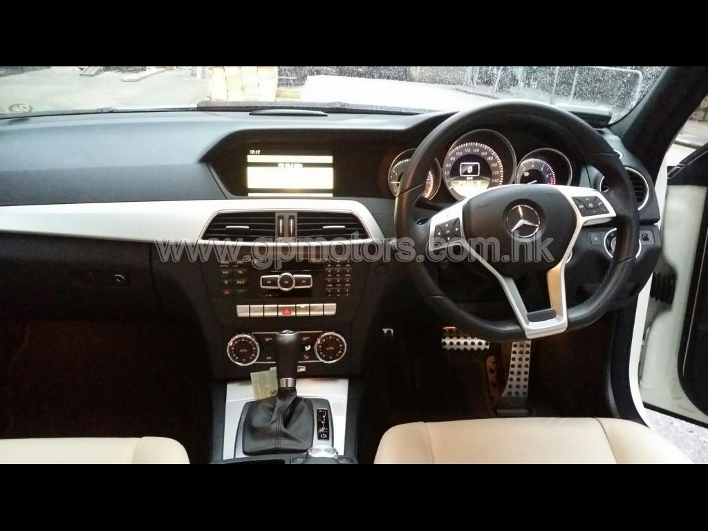 Mercedes-Benz C200 AMG Touring