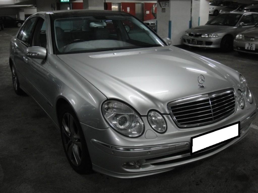 Mercedes-Benz E 240 AV