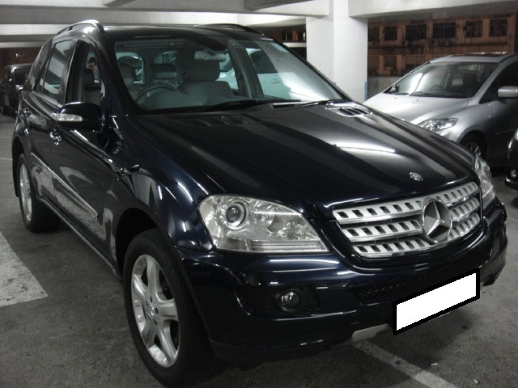 Mercedes-Benz ML 350 SPORT