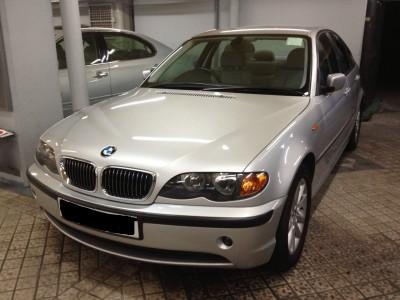 BMW  320i FACELIFT