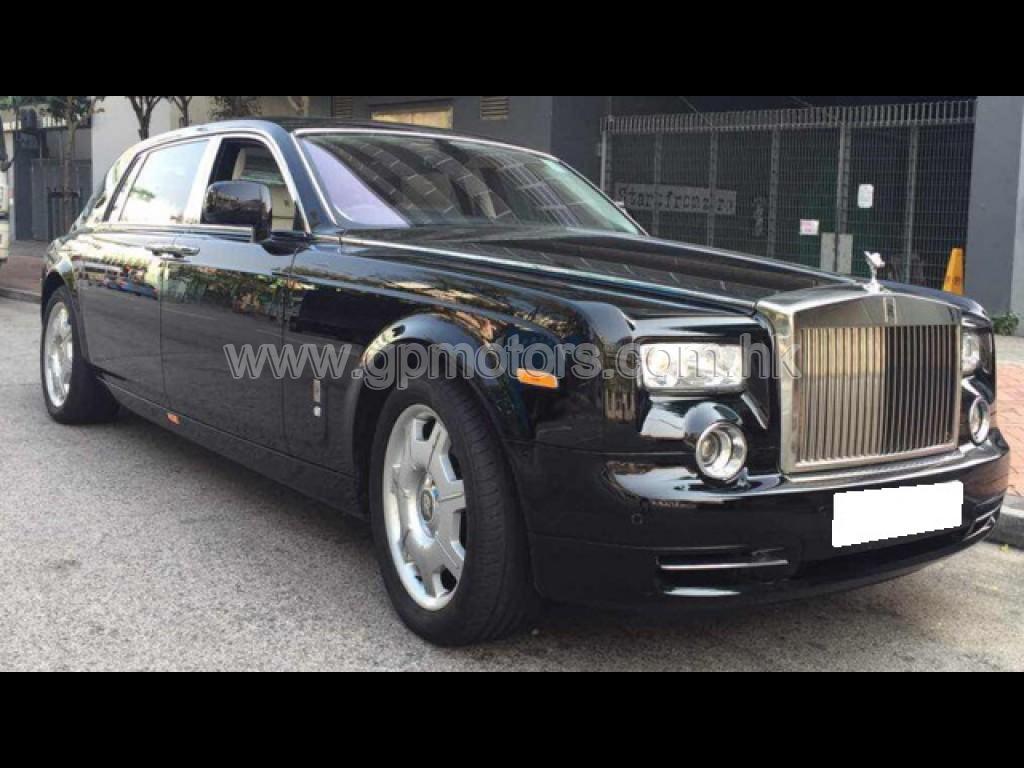 Rolls Royce Phantom LWB