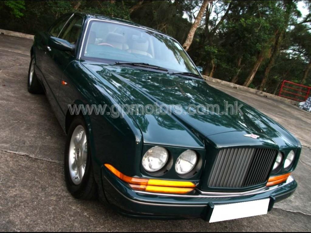Bentley Continental  S V8