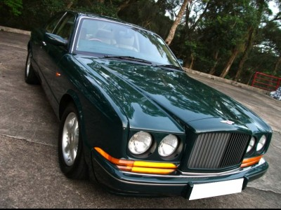 Bentley Continental  S V8