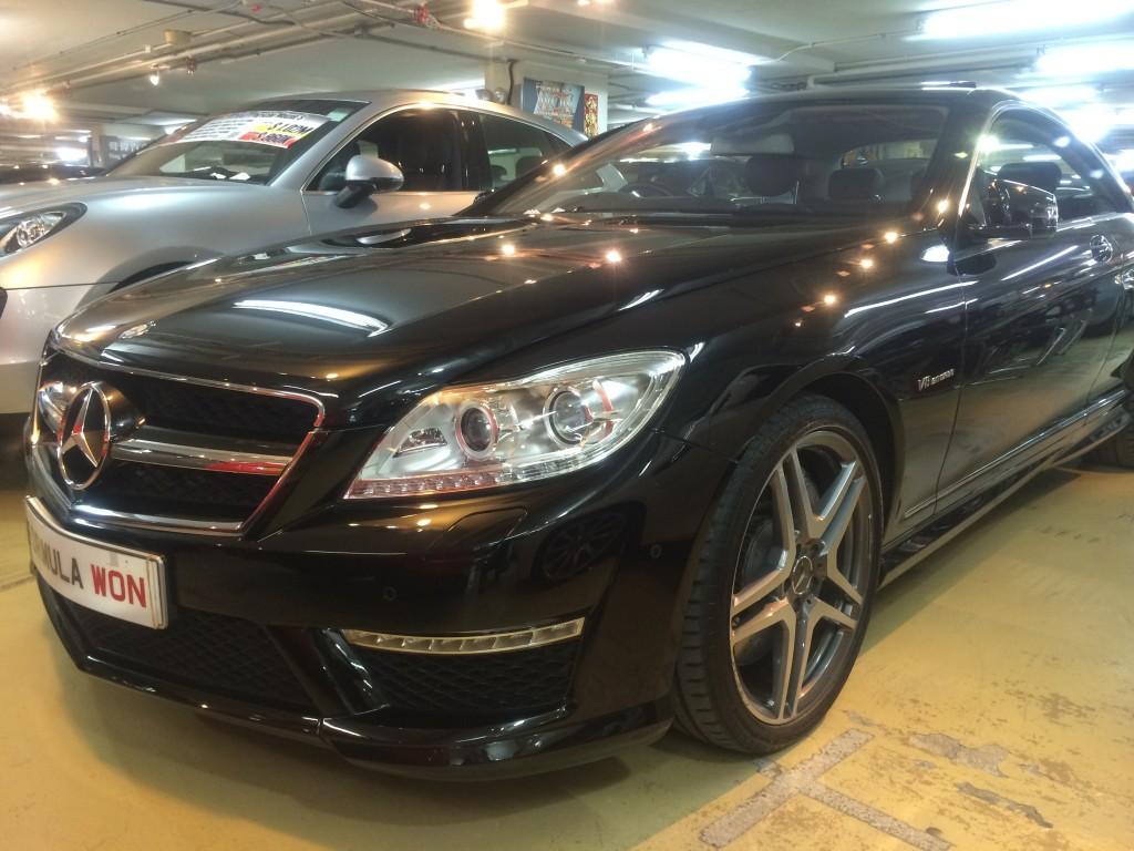 Mercedes-Benz CL63AMG
