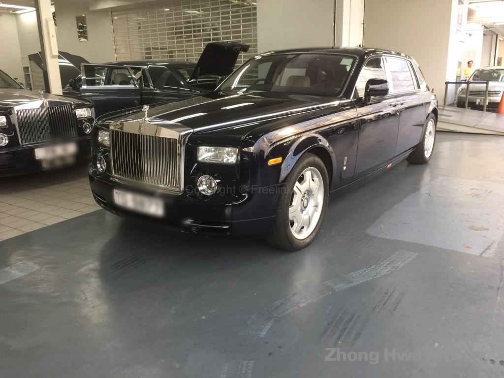 Rolls Royce PHANTOM EWB