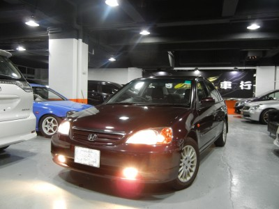 Honda  Civic ES8 VTI