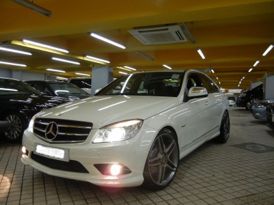 Mercedes-Benz  C300 AMG PACKAGE