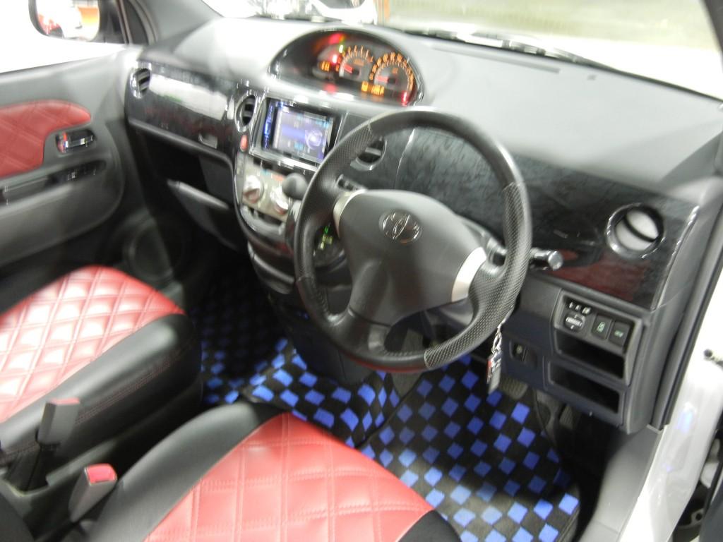 Toyota  SIENTA DICE FACELIFT