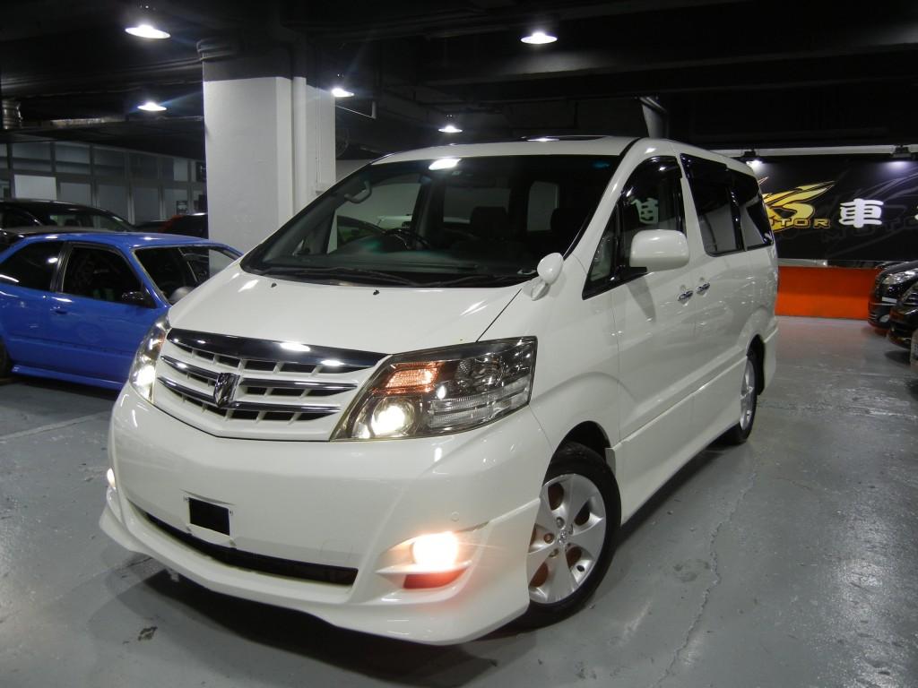 Toyota  ALPHARD 2.4AS