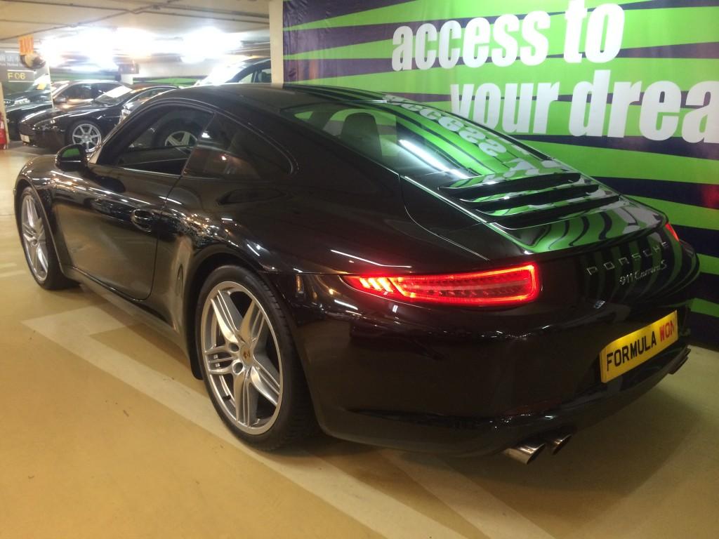 Porsche C2S
