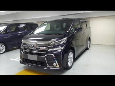 Toyota VELLFIRE 3.5ZA
