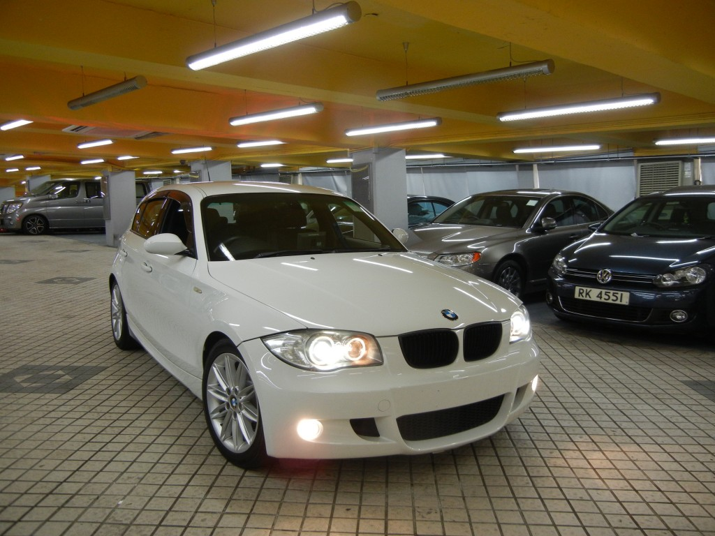 BMW   120i M PACKAGE