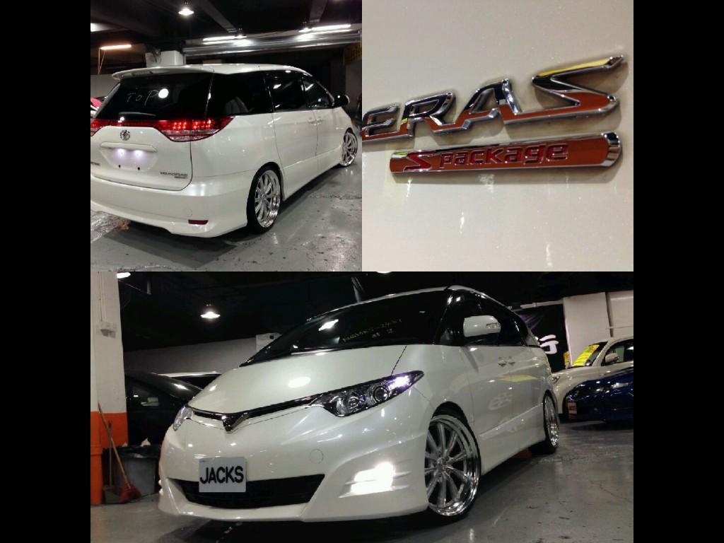 Toyota  ESTIMA AERAS S PACKAGE