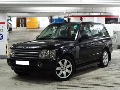 Land Rover Range Rover Supercharge 4.4