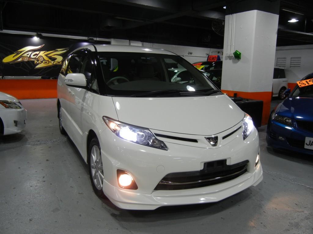 Toyota  ESTIMA AERAS G FACELIFT 2.4