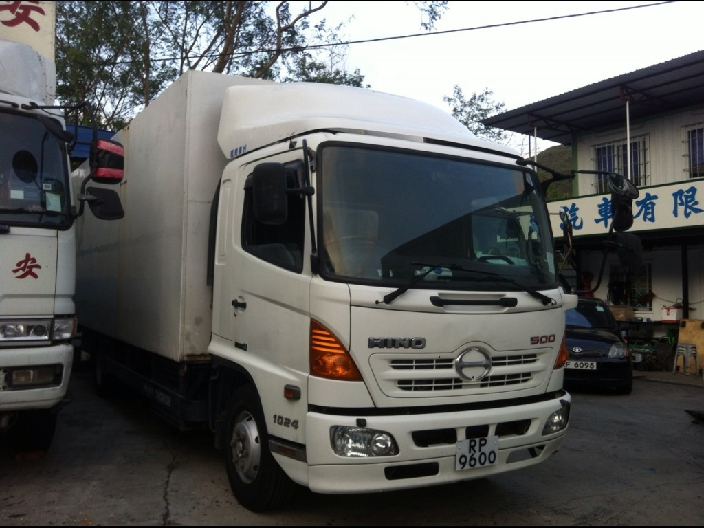 Hino 10.4噸 HINO