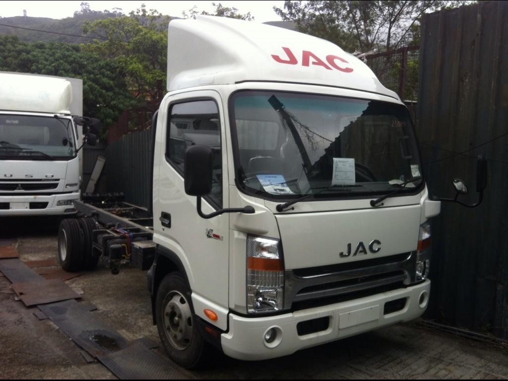 JAC 9噸 JAC