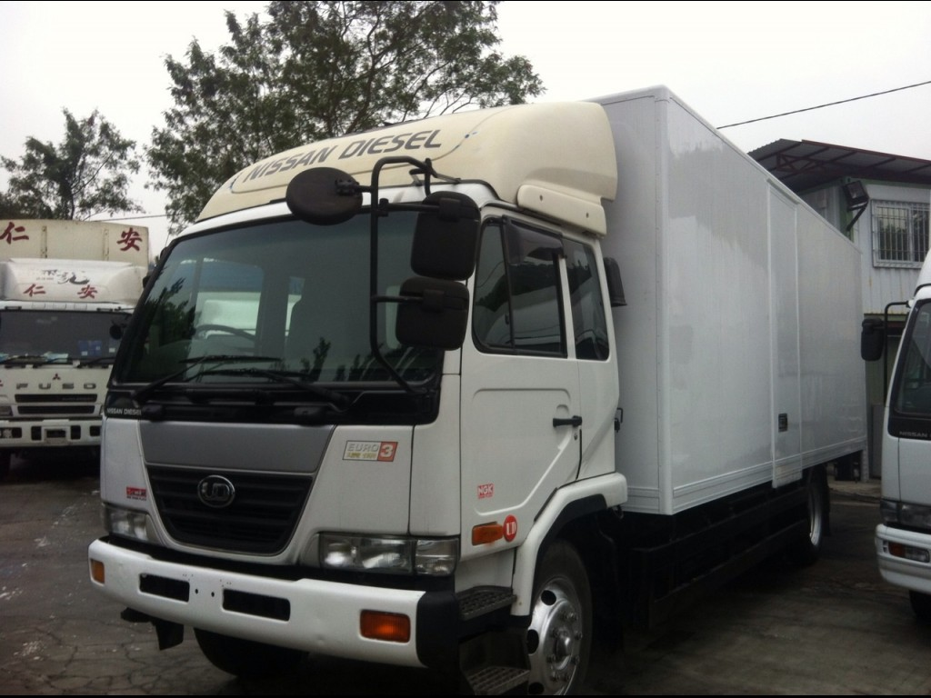 UD 1296噸 UD