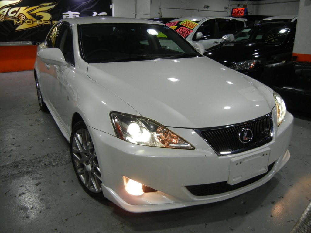 Lexus  IS250 DELUXE
