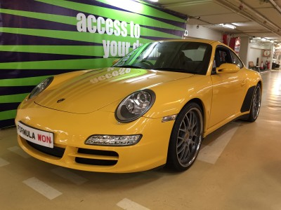 Porsche Porsche 997 C4