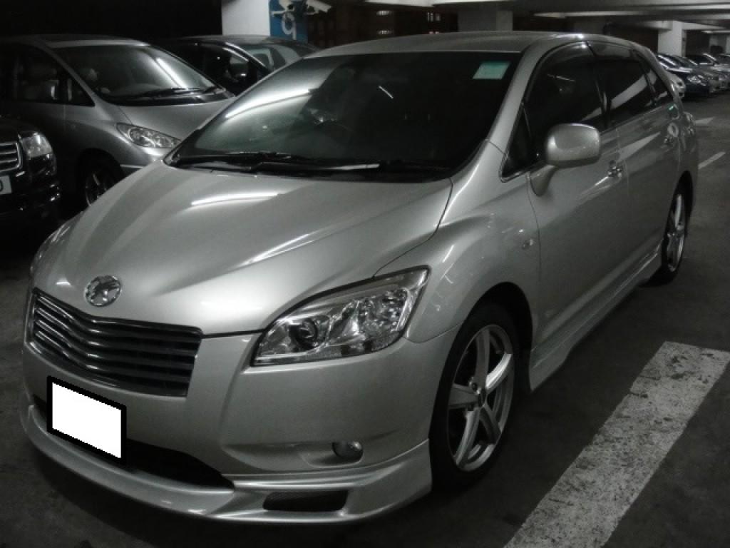 Toyota MARK ZIO