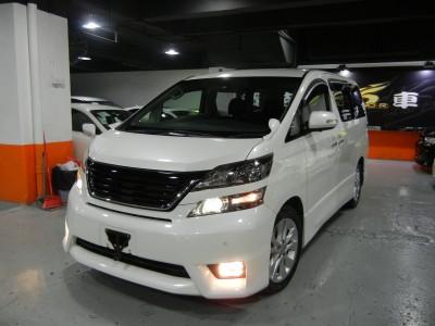 Toyota VELLFIRE 2.4Z