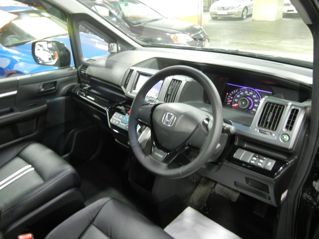 Honda  STEPWGN SPADA RK5