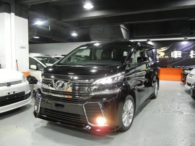 Toyota  VELLFIRE 2.5 ZA