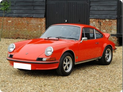 Porsche 911 Carrera RS Touring 2.7 (LHD)