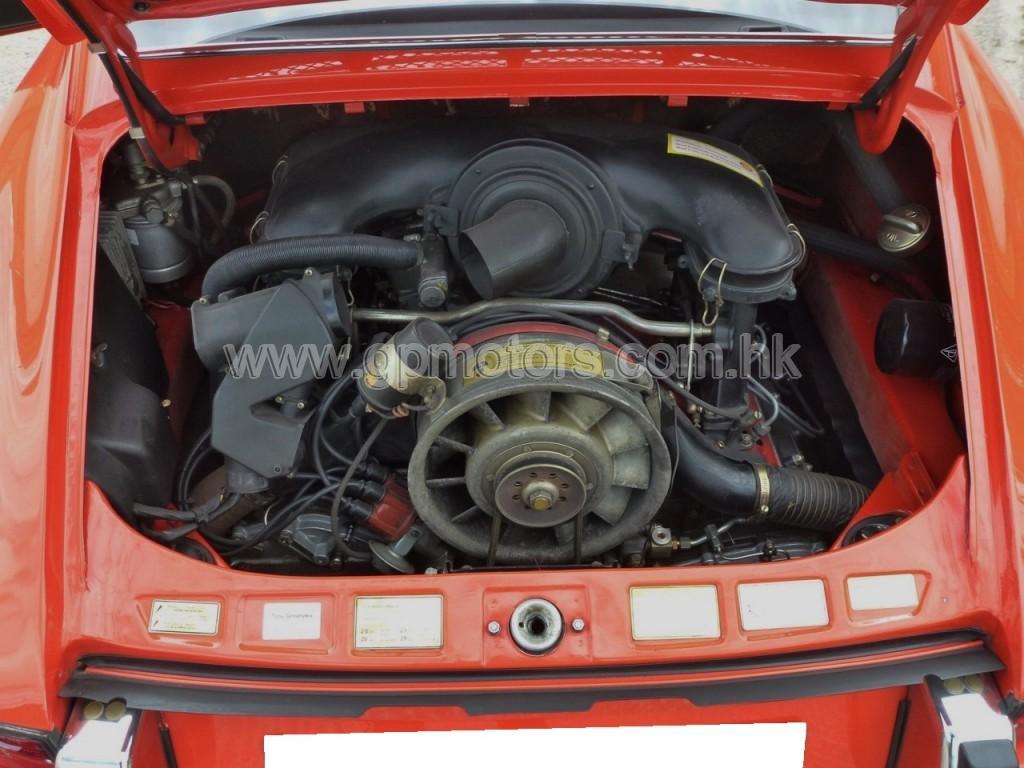 Porsche 911 Carrera RS Touring 2.7 (LHD)