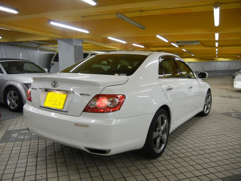 Toyota MARK X S PACKAGE