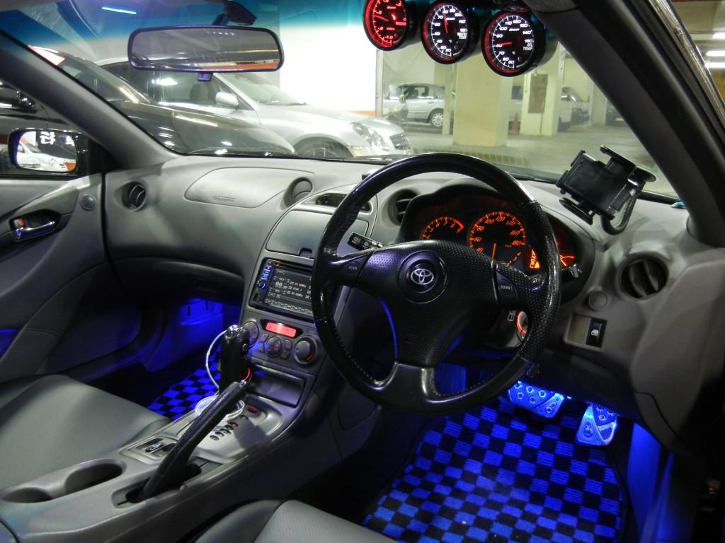 Toyota Celica ZZT231