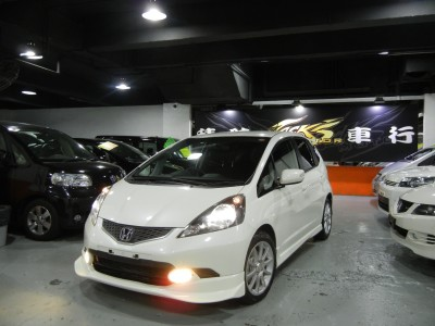 Honda FIT 1.5 RS GE8