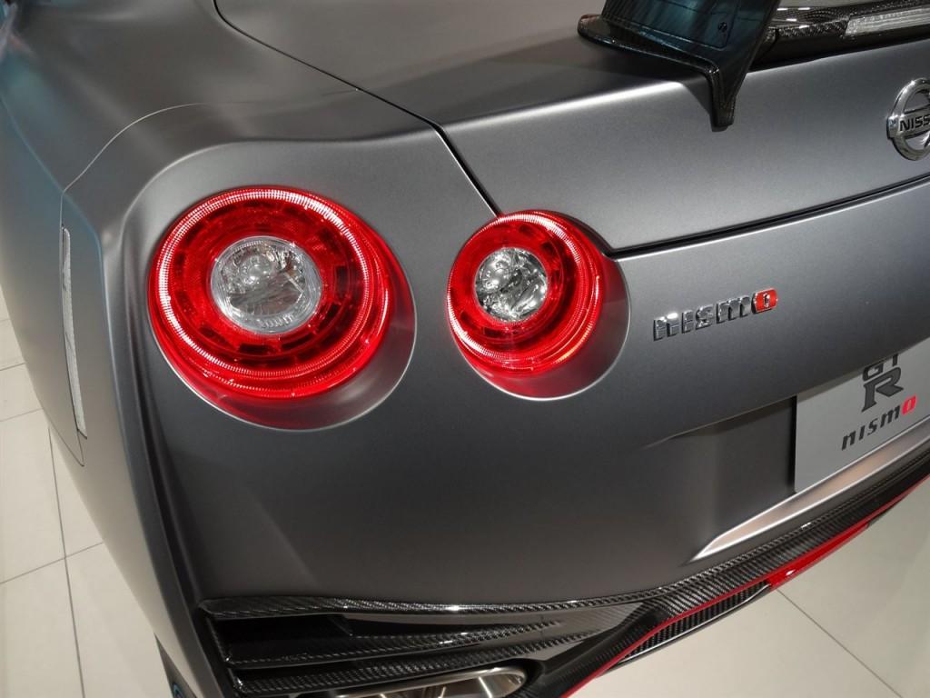 Nissan  GTR R35 Nismo