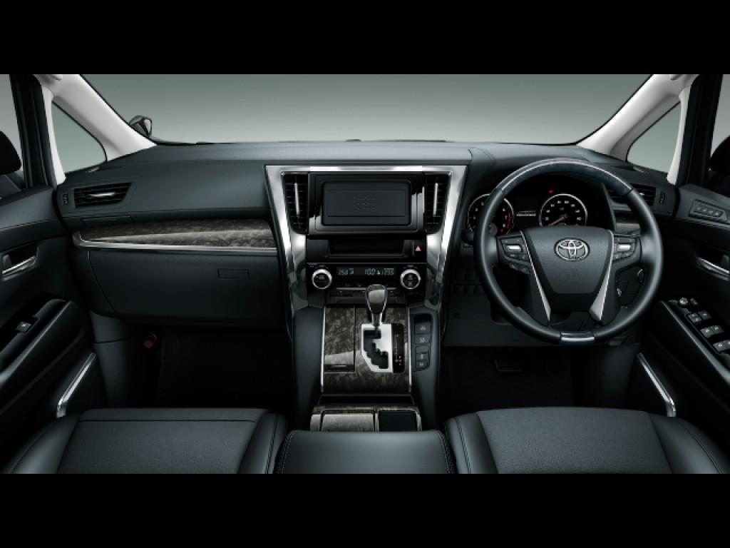 Toyota Vellfire 3.5 ZA G-Edition