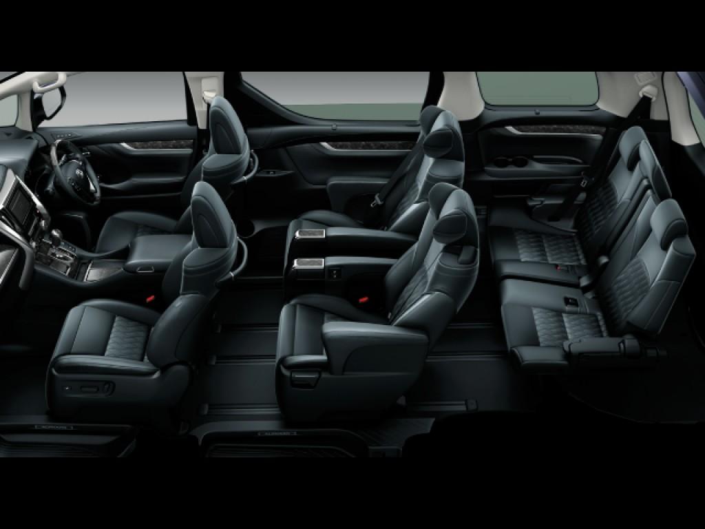 Toyota Alphard 350 SA C-Package