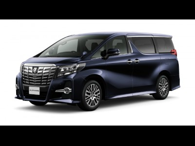 Toyota Alphard 250 S C-Package