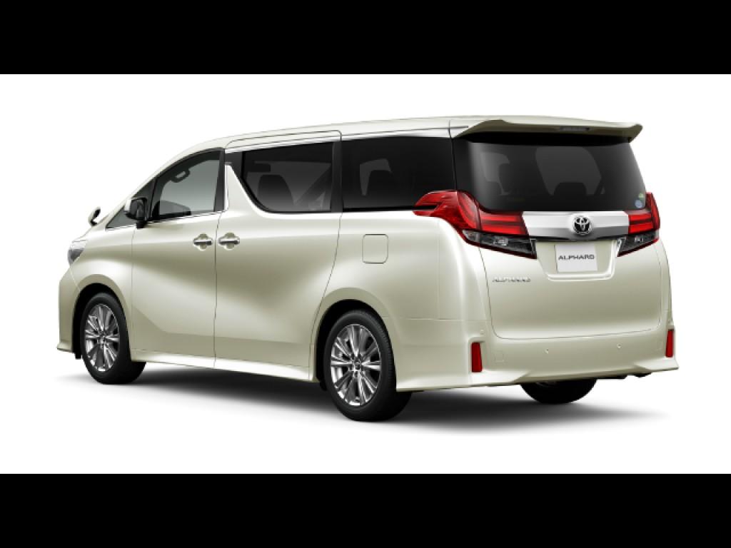 Toyota Alphard 350 SA