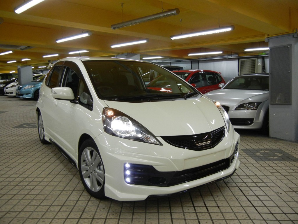Honda  FIT RS GE8 MUGEN