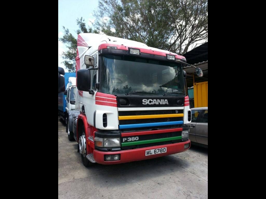 Scania 38噸 P380