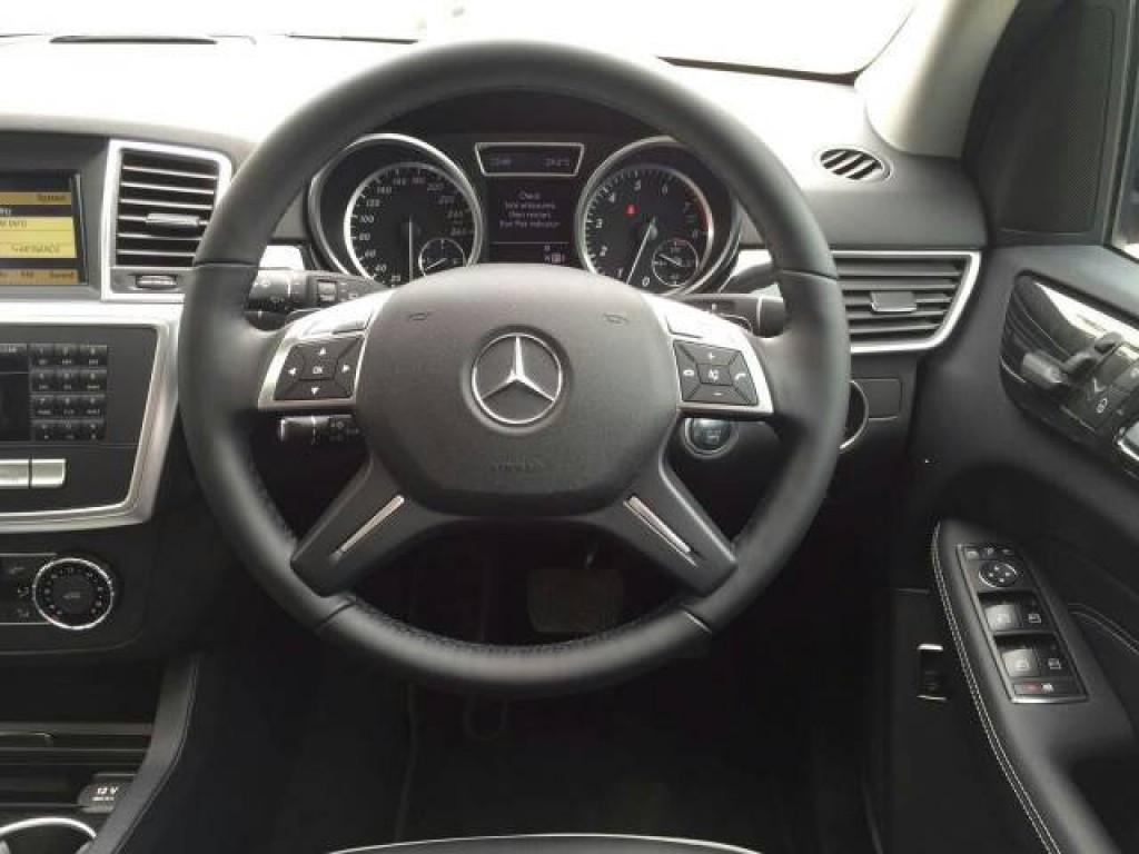 Mercedes-Benz ML 350 DES