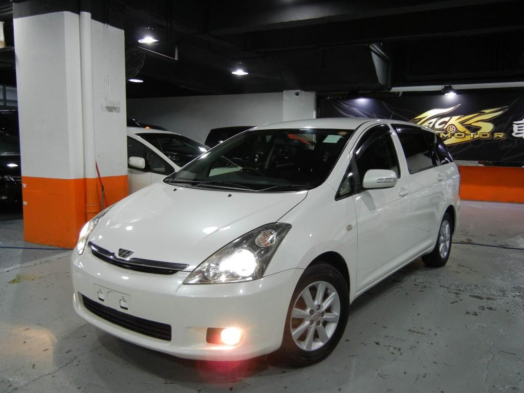 Toyota WISH 2.0G
