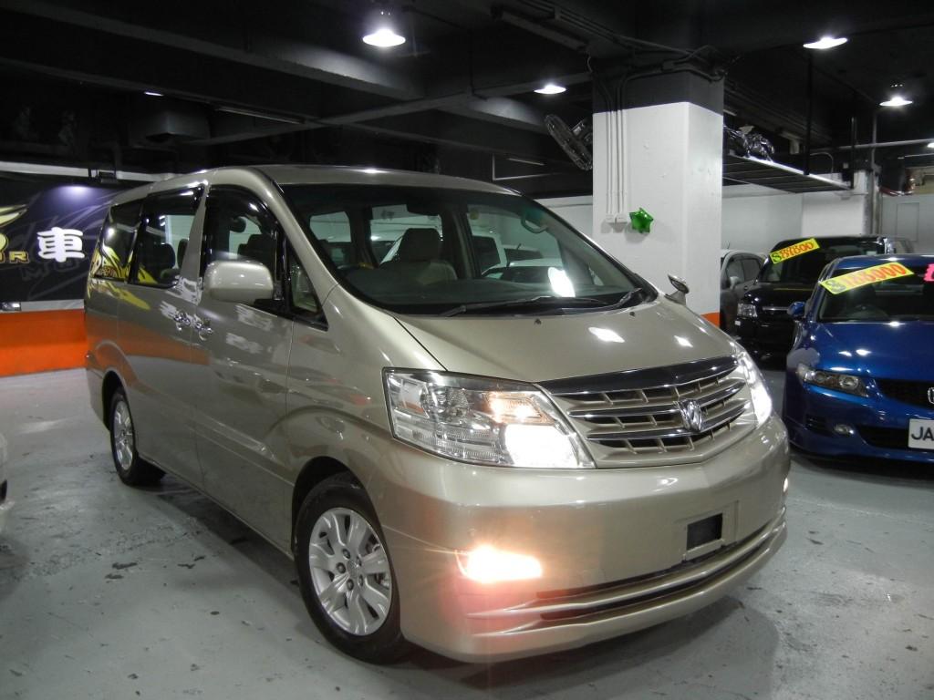 Toyota  ALPHARD 3.0MXL