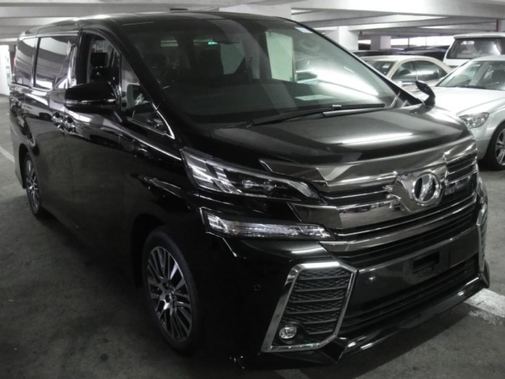 Toyota VELLFIRE ZG